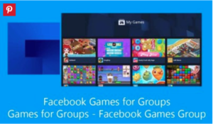Facebook Games for Groups – Games for Groups | Facebook Games Group