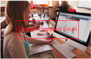 Change Facebook Sign In Email