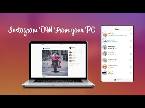 Private Chat on Instagram Using Your PC - Everything You Need