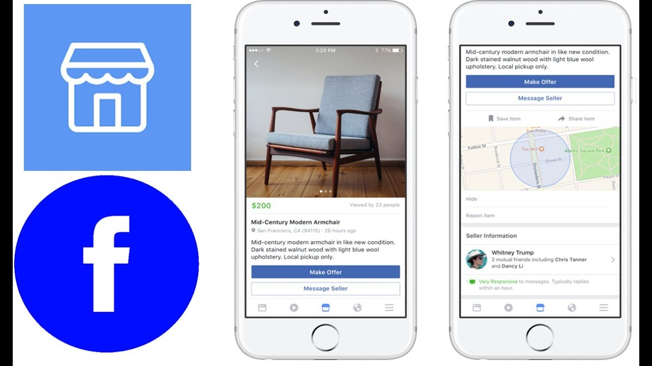 Facebook Marketplace Not Showing on iPhone